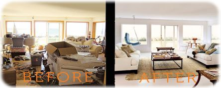 Lounge Room Cleaning Before And After