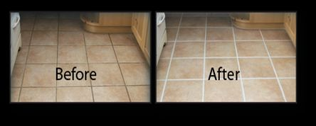 Tiles And Grouts Clean
